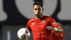 Independiente-Argentinos Juniors: arranque da Liga argentina