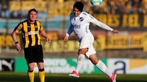 Peñarol-Nacional URU: vantagem curta na eliminatória