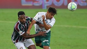 Palmeiras-Fluminense: líder com visitante perigoso