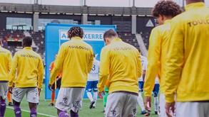 Toulouse-AC Ajaccio: começa a época na Ligue 2