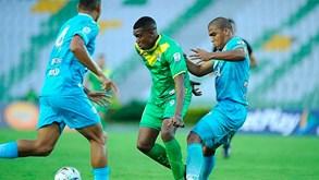 Jaguares FC-Once Caldas: 2.ª jornada do Clausura colombiano