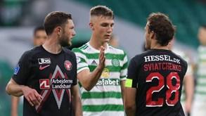 Midtjylland-Celtic Glasgow: eliminatória empatada