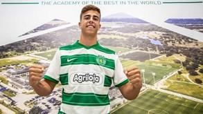 Mercado: Sporting segura extremo de 16 anos, ex-leão ruma ao B. Dortmund e já é conhecido valor que o United pagará por Varane