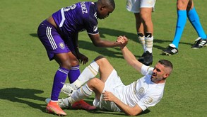 Orlando City-Atlanta United: Nani em ação na MLS