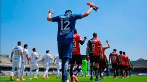 Atlas-Juárez FC: encontro do torneio Apertura mexicano
