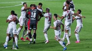 São Paulo-Palmeiras: dérbi paulista como teste a Abel