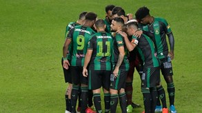 Atlético Goianiense-América Mineiro: duelo da 14.ª jornada do Brasileirão