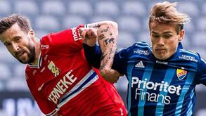 IFK Gotemburgo-IFK Norrköping: equipas separadas por dois pontos