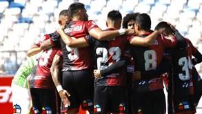 La Serena-CD Antofagasta: encontro da 14.ª ronda da Liga chilena de futebol