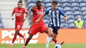 As notas dos jogadores do FC Porto frente ao Lyon