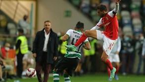 As notas dos jogadores do Sp. Braga frente ao Sporting