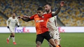 Genk-Shakhtar Donetsk: duelo da 3.ª pré-eliminatória da Champions