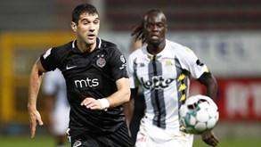 Sochi-Partizan Belgrado: conjuntos atravessam um bom momento