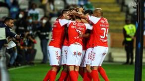 Agenda desportiva: emoções ao rubro em Braga e Liverpool