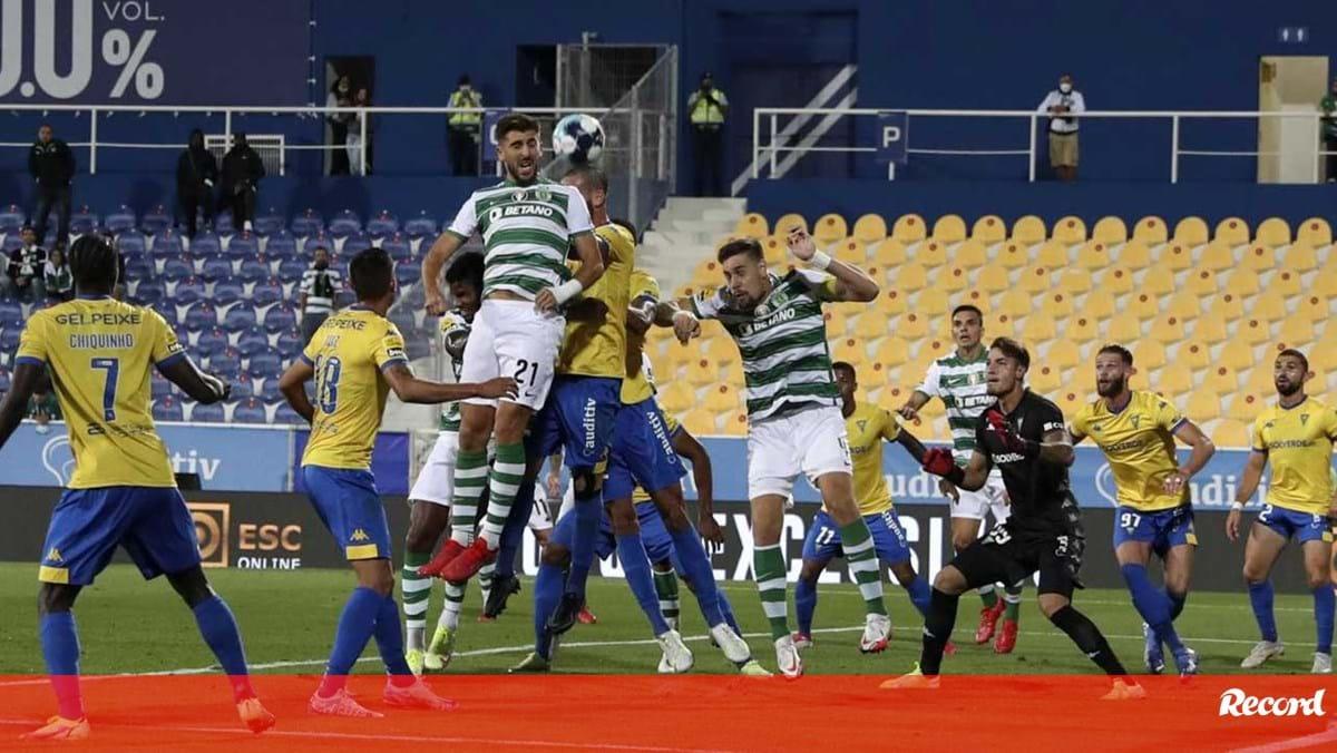 Manuel Fernandes sai em defesa de Paulinho: «Ainda vai muito a tempo de ser o goleador da equipa»