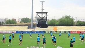 Villarreal-Atalanta: espanhóis ainda não venceram em 2021/22