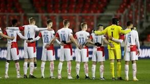 Slavia Praga-Union Berlin: duelo do grupo E da UEFA Conference League
