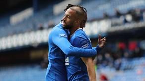 Glasgow Rangers-Lyon: escoceses melhores no frente a frente
