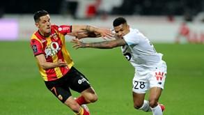 Lens-Lille: campeão à procura de melhores dias