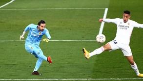 Valencia-Real Madrid: equipas igualadas no topo da Liga espanhola