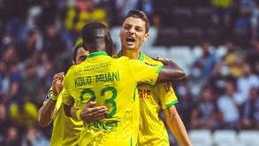 Nantes-Brest: equipas não perderam na última ronda