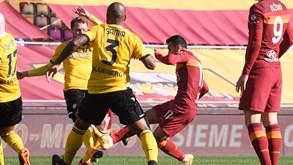 AS Roma-Udinese: Mourinho procura voltar a vencer