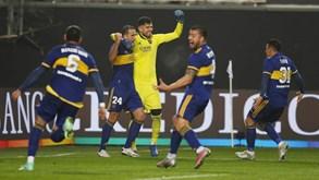 Boca Juniors-Colón Santa Fé: equipas vêm de vitórias para o campeonato