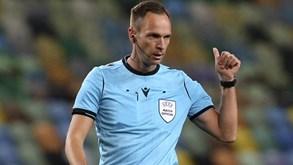 Já é conhecido o árbitro que vai dirigir o Borussia Dortmund-Sporting