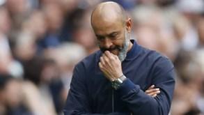 Nuno Espírito Santo não limita cabeceamentos nos treinos e Premier League investiga
