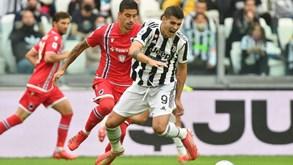 Juventus sofre no final mas garante mais uma vitória na Serie A