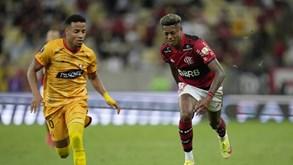 Barcelona SC-Flamengo: duelo a valer um lugar na final da Libertadores