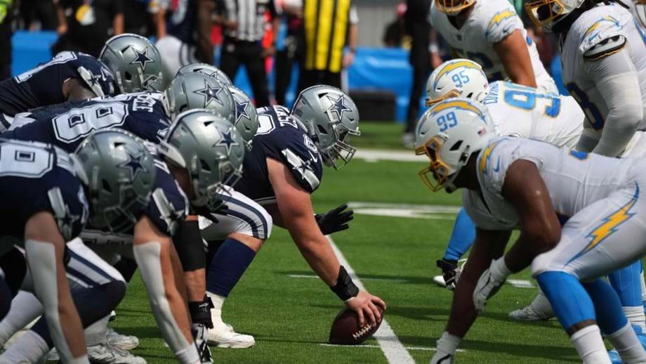 Dallas Cowboys-Philadelphia Eagles: duelo da 3.ª jornada da NFL