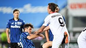 Atalanta-AC Milan: segundo visita reduto do sétimo na Serie A