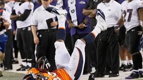 Denver Broncos-Baltimore Ravens: líder invicto procura manter boa fase