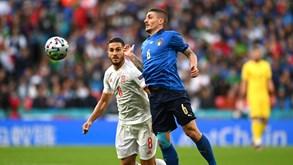 Itália-Espanha: por um lugar na final da Liga das Nações