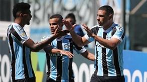 Santos-Grémio: formações atravessam momento complicado no campeonato